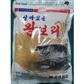 곰표 왕보리 떡밥 미끼 집어제